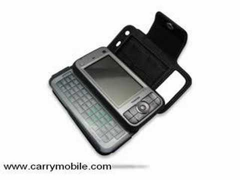 CarryMobile 's Leather Case Toshiba Portege G900 X01T