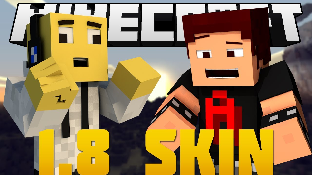 NOVO SISTEMA DE SKIN Minecraft Tutorial YouTube - Nome de skin para minecraft 1 8 pirata