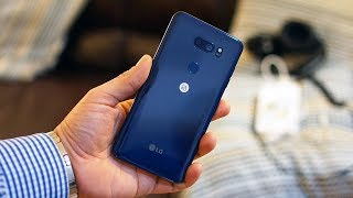 "LG V30S+ ThinQ Hands-On: ""Dat Name Tho!"""
