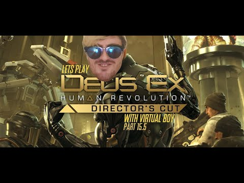 Deus Ex: Human Revolution [Directors Cut] #15.5 (Saving Malik) |