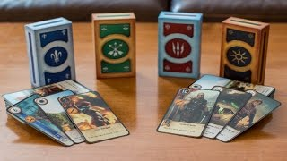REAL LIFE GWENT | CDPR Gwent Cards Unboxing