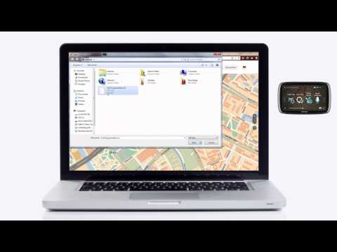 TomTom GO: Verwenden von MyDrive