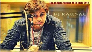 Top 10 Most Popular RJ In India 2017