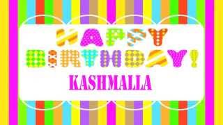 Kashmalla   Wishes & Mensajes