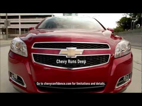 Chevy Confidence - 2012 -