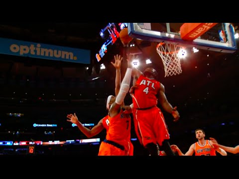 Paul Millsap - Defensive Dynamo
