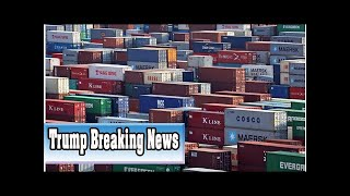 China promoted the UN sanctions against North Korea, trade figures show | Trump breaking news