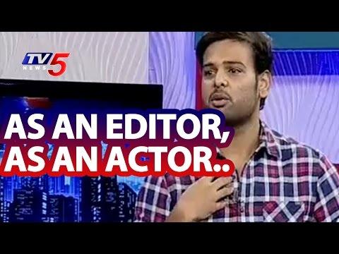 Exclusive Interview With Hero Naveen Vijay Krishna | Pravasa Bharat #2 | TV5 News