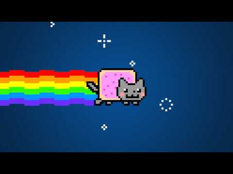 Nyan Cat - 10 HOURS [ BEST SOUND QUALITY ] 4K UHD ULTRA HD
