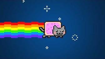 Nyan Cat - 10 HOURS [ BEST SOUND QUALITY ] 4K UHD ULTRA HD