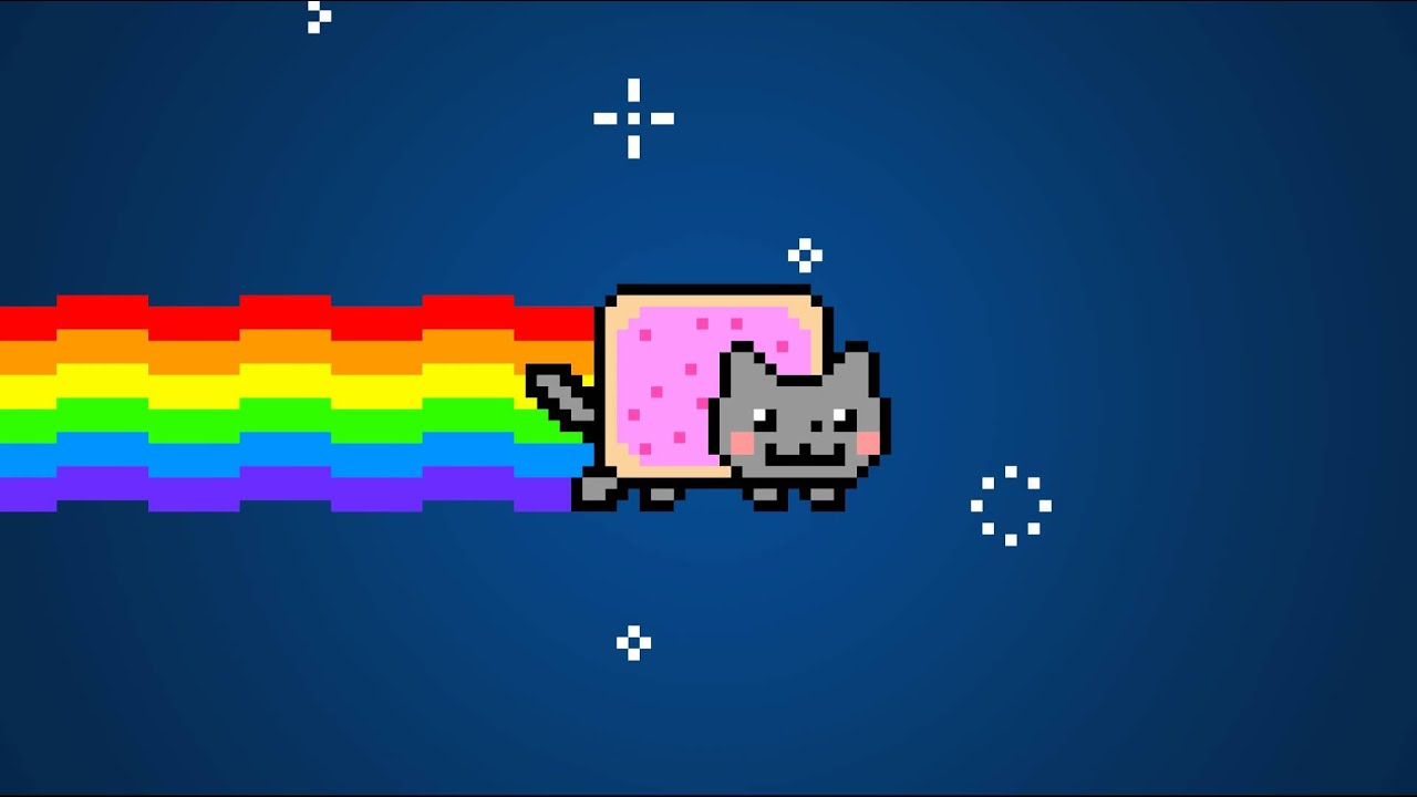 Nyan Cat Song  Hours Long
