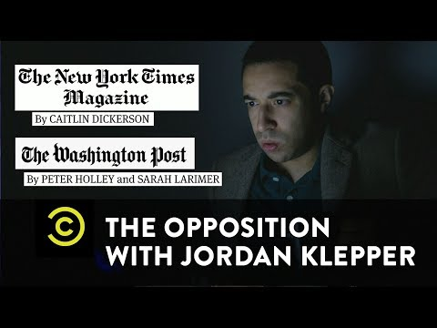 A Crash Course in Breitbart's Conspiracy Journalism, Pt. 1 - The Opposition w/ Jordan Klepper