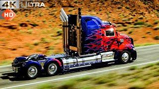 Transformers 4 : Age of Extinction - Autobots Reunite Scene 4k