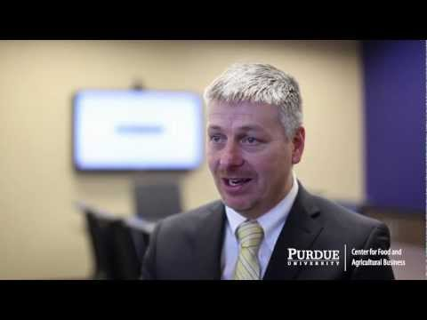 Purdue University's partnership with Indiana University