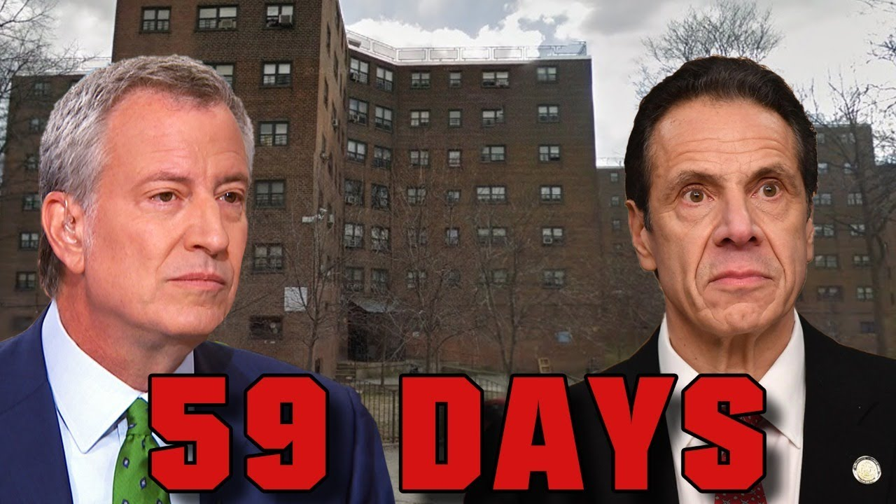 NYC Tenants Struggling to Eat Without Gas for 2 Months–Jon LIVE from Queens