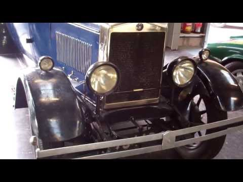 1927 Morris Oxford Saloon Classic Car Scotland