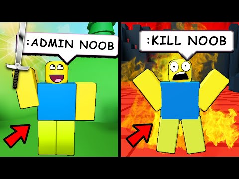 Roblox Admin WOULD YOU RATHER... If You Win You Get Admin