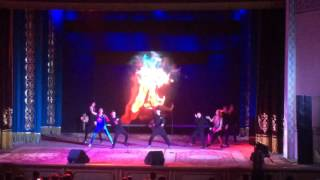�������� ���� Выступление Bad Family на большом концерте в Драм Театре ������