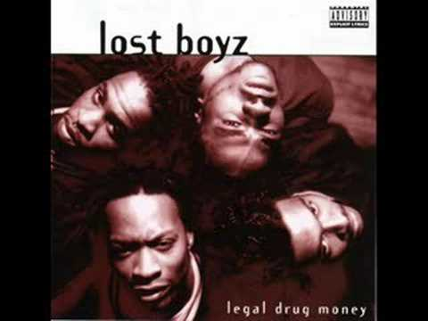 Клип Lost Boyz - Channel Zero