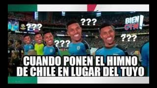 Los mejores memes de México VS Uruguay