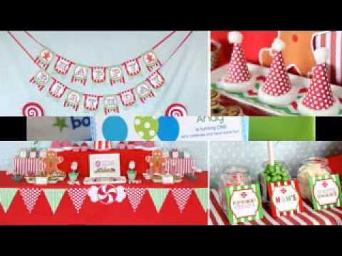 Cool Baby Boy First Birthday Party Themes Youtube