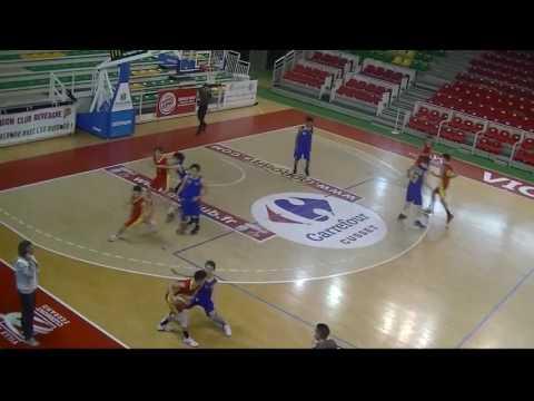 U15M - JA Vichy / Hyères Toulon Var Basket - U15 Elite 2016/2017