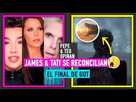 James Charles Destapa a Tati y Jefree Starr | El Final de #GOT | #IDAHOT | MALUMA 11:11