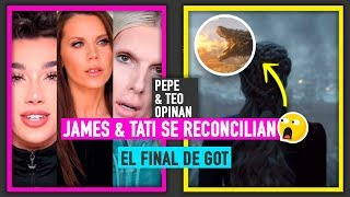 James Charles Destapa a Tati y Jefree Starr | El Final de #GOT | #IDAHOT | MALUMA 11:11