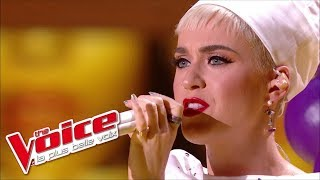 Katy Perry - Bon Appétit | The Voice France 2017 | Demi-Finale
