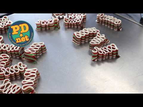 Ribbon Candy for Christmas at Lofty Pursuits
