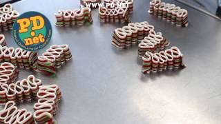 #48 Ribbon Candy for Christmas at Lofty Pursuits