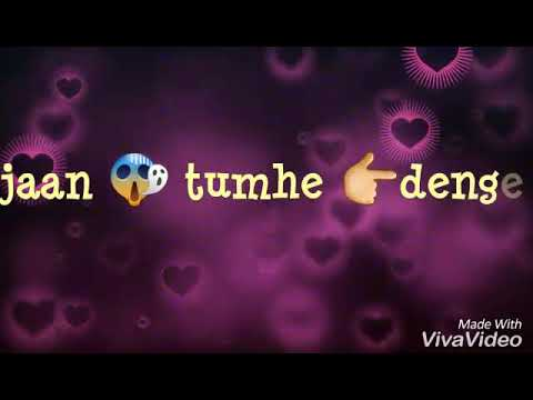 dil-de-diya-hai-status-lyrics-video