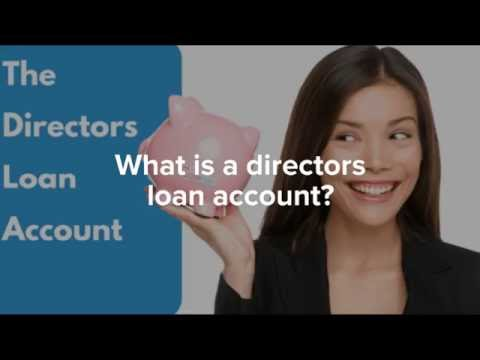 What Is A Directors Loan Account?