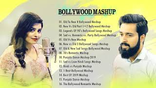 Old Vs New bollywood Mashup- Romantic Mashup Songs 2019- Audio Jukebox Songs 2019