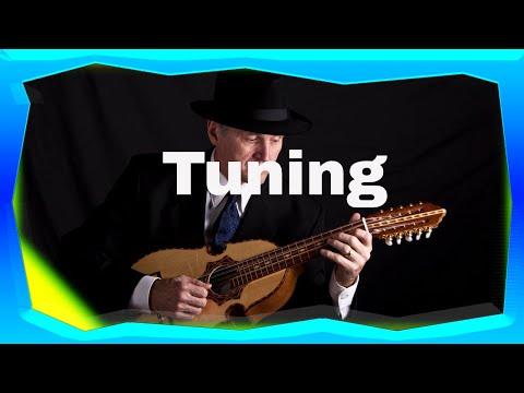 How To Tune The Puerto Rican Cuatro (Cómo afinar el cuatro puertorriqueño)