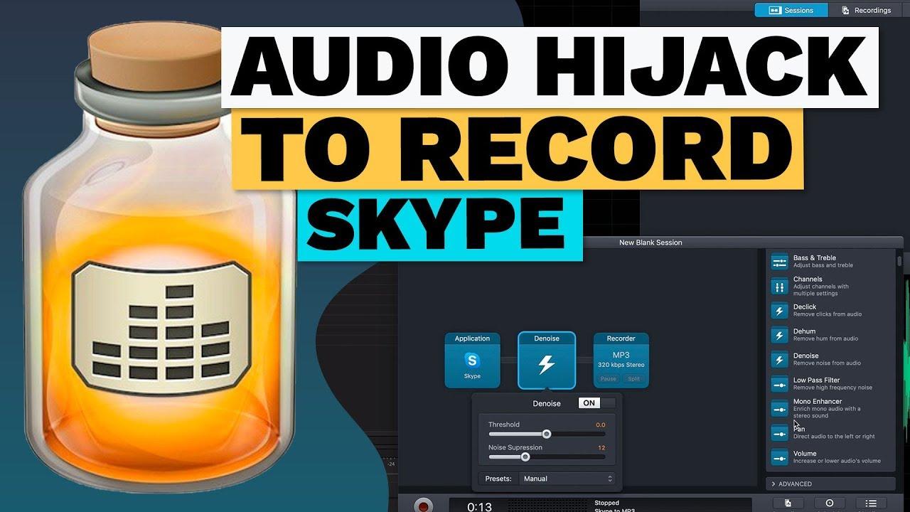Audio Hijack pro 2022 Crack