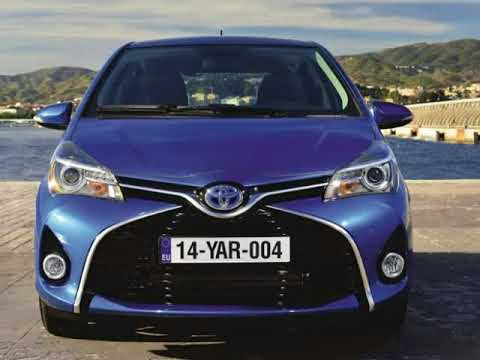 2019 Toyota Yaris Specs And Price Review Still An Excellent Option
