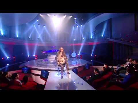 Sabrine El Hossamy with Bassem Youssef in the El Bernameg TV Show 2013 - English Subtitles
