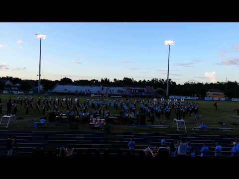 2014 Marching Huskies 1st Performance