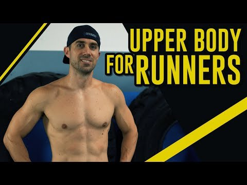 TOP 7 Upper Body Exercises for Runners (BODYWEIGHT TRAINING)