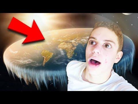 כדור הארץ הוא שטוח! (הוכח מדעית)