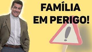Família em Perigo! TV, Internet e Celular... - Padre Chrystian Shankar