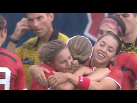 Recap: Utah women's soccer scores late to top Arizona
