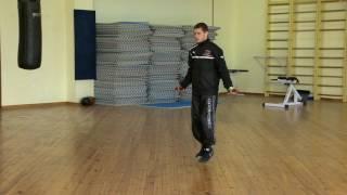 Александр Егоров, боксер UBP - о предстоящей защите пояса WBA Continental. Апрель 2017
