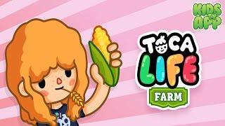 Toca Life: Farm (Toca Boca AB) - Best App For Kids