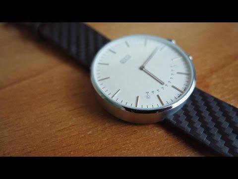 """Elephone W2 - Lo smartwatch """"analogico"""""""