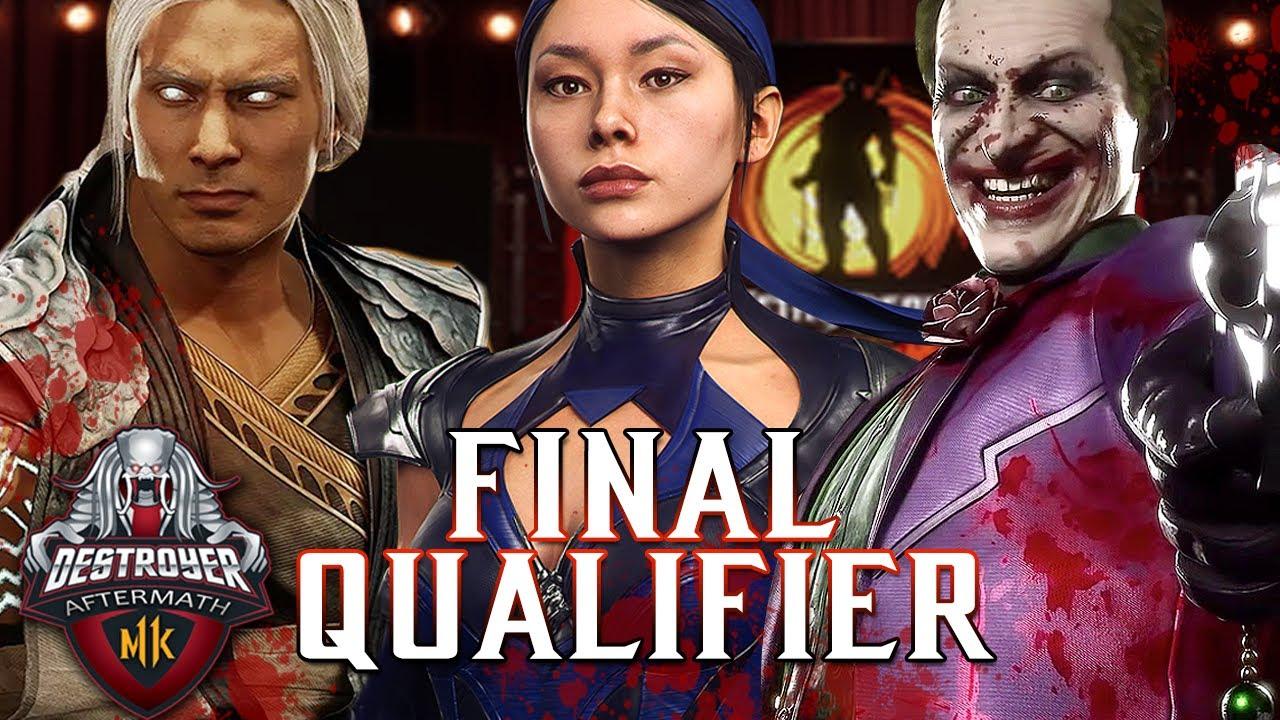 Destroyer's MK11 Aftermath Tournament: Final Qualifier