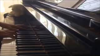 スマップのTriangleをピアノで弾いてみた!(smap triangle piano cover)