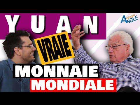 Charles Gave : YUAN, vraie monnaie mondiale