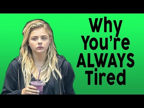 Why you're always tired in the morning and How to Fix it